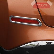 Rear Fog Light Reflector Cover Chrome Trim For Nissan Murano 2015-2021 (Fits: Nissan)
