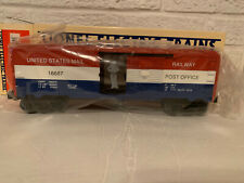 Lionel 6-16687 Operating Mail Car Old Store Stock New