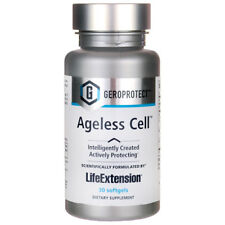 GEROPROTECT Ageless Cell Senescence 30 Sgels Life Extension