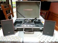 National Panasonic SG-725 Radio Tourne-disques portable Turntable Platenspelers