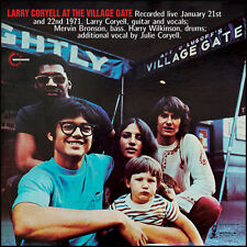 Larry Coryell - At The Village Gate [New CD]
