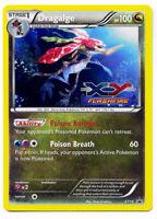 Dragalge XY10 Holo Prerelease XY Flashfire Pokemon Card NM+