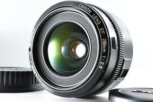 Canon EF 28mm F/2.8 AF Prime Lens Wide Angle [ NearMint ] E100503