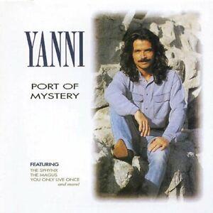 CD Yiannis Chryssomallis YANNI Port Of Mystery 2004