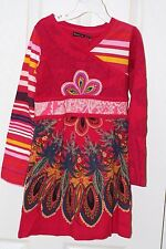 GIRLS DESIGUAL DRESS  SIze 7/8