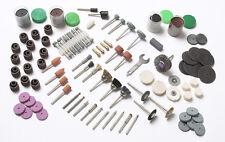 New 216 Pcs Rotary Accessory Tool Bit Set Polishing Sanding Cutting Fits Dremel