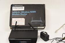 NetComm  N300 ADSL2+ Wireless  Modem Router NB604N-02