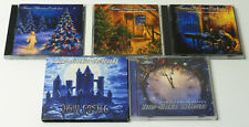 Trans-Siberian Orchestra 5 Cd Lot Christmas Attic Eve And Other Stories + Tested