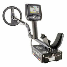 Whites Spectra V3i Metal Detector with Headphones - Black (800-0329-HP)