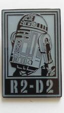 PINS DISNEY DISNEYLAND PARIS STAR WARS : POSTER R2 D2