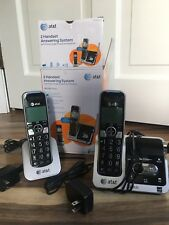 At&T 2 Handset Answering System Crl82212