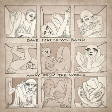 Away From The World - Dave Band Matth (2012, CD NIEUW) Super Deluxe ED./Lmtd ED.