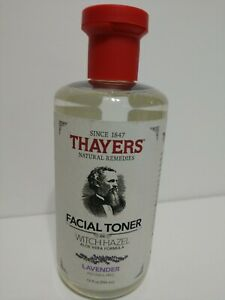 Thayers Lavender Witch Hazel with Aloe Vera Facial Toner 12 fl oz (355 mL Bottle