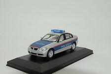 Rare !! BMW 3er Austria Polizei Police Car Custom Made 1/43