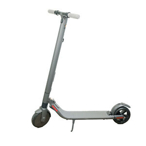 Ninebot by Segway ES2 KickScooter E-Scooter Roller Dark Gray / Schwarz