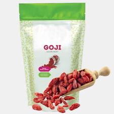 Goji-Beeren 1000g / 1kg getrocknet - Gojibeeren - Ohne Zusätze Premium Qualität
