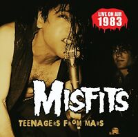MISFITS - TEENAGERS FROM..   CD NEW+