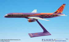 Flight Miniatures America West Phoenix Suns Livery Boeing 757-200 1/200 Scale