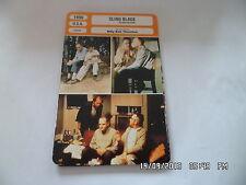 CARTE FICHE CINEMA 1996 SLING BLADE Billy Bob Thornton Dwight Yoakam J.T. Walsh
