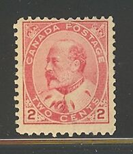Canada # 90, 1903 2c King Edward VII, Unused NH