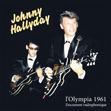 CD Johnny Hallyday à l'Olympia - 1961