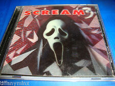 SCREAM 3 OST cd w/3D cover creed/dope/fuel/orgy/staind/incubus free US shipping
