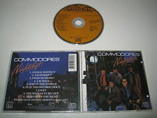 COMMODORES/NIGHTSHIFT(MOTOWN/ZD72343)CD ALBUM