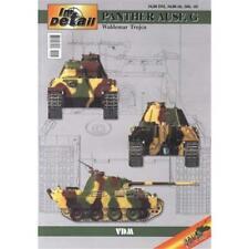 Trojca Im Detail Panther Ausführung G - Pz.Kpfw. V