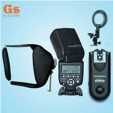 Yongnuo YN560 III Wireless Starter Kit (w/RF-603)+softbox 40x40cm for Canon 400D