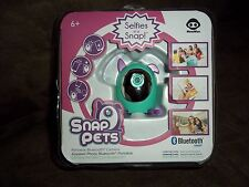 WOW WEE Snap Pets Portable Bluetooth Camera selfies in a snap