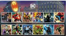 More details for dc collection character stamp set - 2021 - pre order