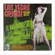 VA. LAS VEGAS GRIND # 6 # LP - Lounge, Rock & Roll, Rhythm & Blues compilation