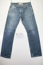 Levis 514 Slim Straight (Cod. F2096) Tg46 W32 L34 jeans usato Vita Alta Vintage
