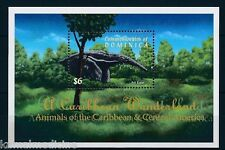 Dominica 2001 Mnh Ms, Wild Animals, Giant Ant eater (O9n)