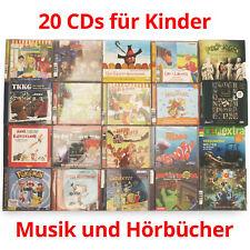 20 KINDER-CDs zum Top Preis! Sammlung, Konvolut, Musik, Hörspiele, Kinderlieder