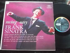 FRANK SINATRA Swing Easty LP USA Early Pressing