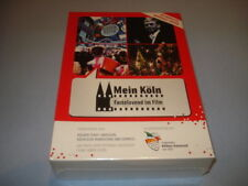 NEU / Mein Köln - Fastelovend im Film, 3 DVDs Die Komplette Karnevals Edition