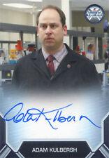 Marvel Agents of SHIELD Season 2 Autograph Card Adam Kulbersh as Kenneth Turgeon