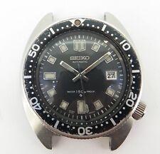.Vintage Seiko 6105 - 8000 Steel Mens 150m Proof Divers Watch