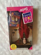 1999 Rosie O'Donnell Friend of Barbie Mint w/ Stag in Back NRFB