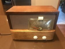 New ListingVintage 1940's Emerson ⚡�Radio and Phonograph Corp Wooden Model 541 Tube Radio