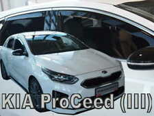 KIA PRO CEED  2019 -  5.doors Wind deflectors  4.pc  HEKO  20187
