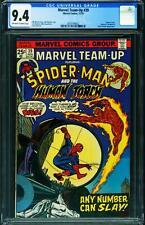 Marvel Team-up #39 CGC 9.4 HUMAN TORCH - SPIDER-MAN 2070169022