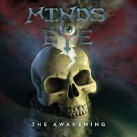 MINDS EYE Awakening CD 18 tracks FACTORY SEALED NEW 2016 Divebomb USA