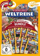 Wimmelbild Weltreise Travel To.. 10er Box Sunrise Games PC Spiel Neu & OVP