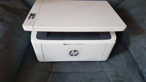 HP LaserJet Pro MFP M28W Laser Printer White