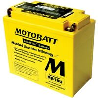 New Motobatt Battery For Arctic Cat F570, T570 Bearcat 570 2008-2012 YB18L-A2