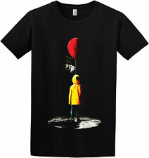 Georgie - Creepy Scary IT Clown 2017 Stephen King Movie Inspired T-shirt