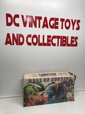 Vintage DC 1976 Mego HALL OF JUSTICE - PLAYSET w/ Original Box!!