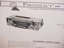 1975 DODGE DART SWINGER PLYMOUTH VALIANT DUSTER SCAMP AM RADIO SERVICE MANUAL 75